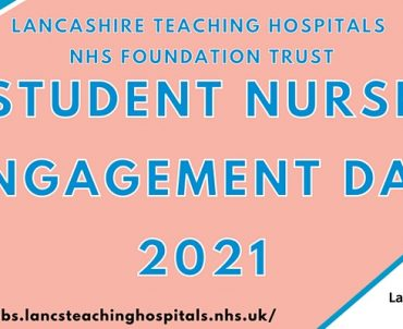 student nurse engagement day 2021 poster
