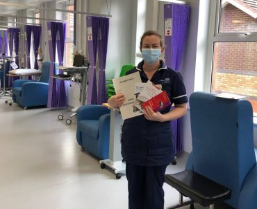CIU Sister Rosie preparing for new courses on the expansion support students
