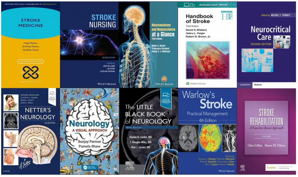 neurology books