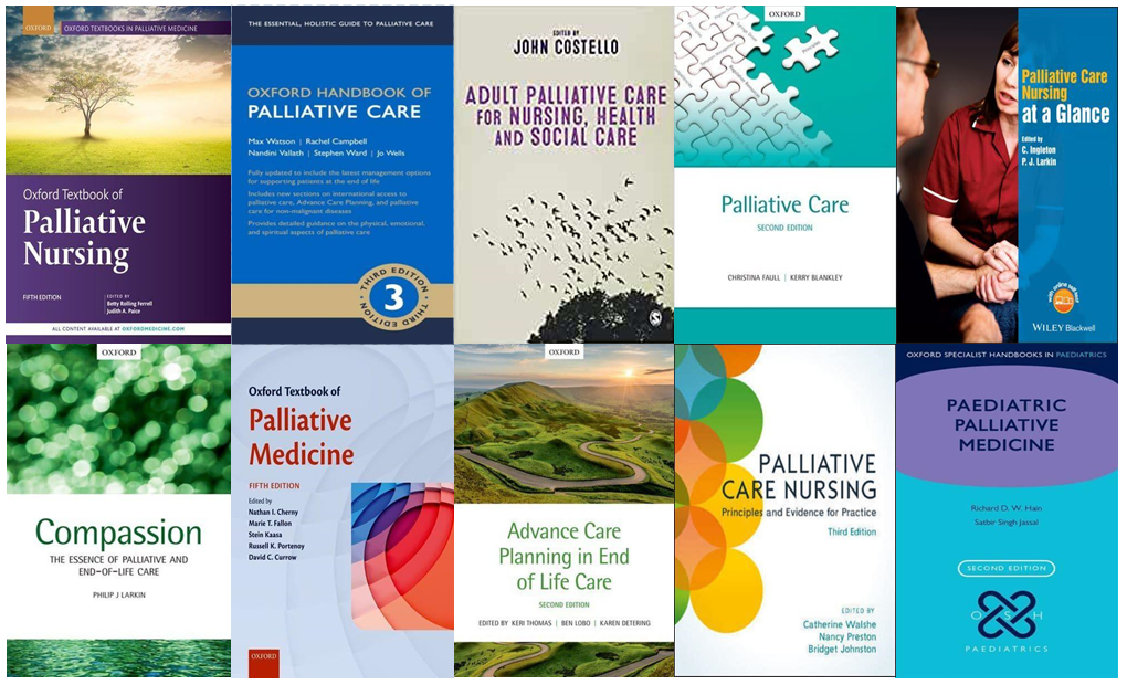 palliative care books