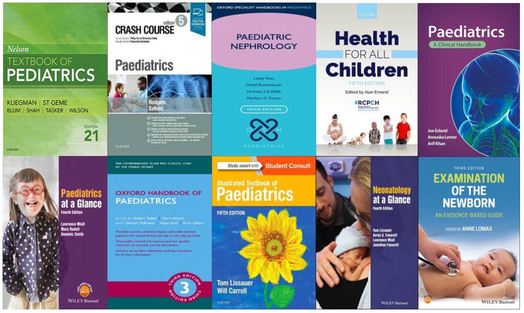 paediatric books